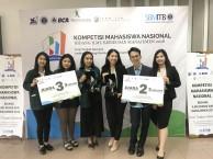 ITB Juara 2 Kompetisi Riset Investasi