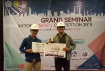 Mahasiswa ITB Raih Juara 1 National Safety Competition 2018 di UGM