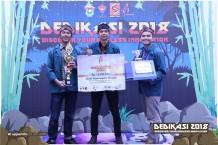 Buat Alat Peredam Gelombang, Mahasiswa Teknik Kelautan ITB Raih Juara 1 Desain Floating Breakwater Tingkat Nasional