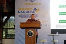 Lulusan ITB Diharapkan Menjadi Kunci Keberhasilan Pembangunan Infrastruktur Konektivitas di Indonesia