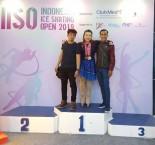 Mahasiswi ITB Raih Empat Medali Emas pada Kompetisi Indonesia Ice Skating Open 2019