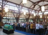 Guru Besar ITB Prof. Iftikar Z. Sutalaksana Tutup Usia