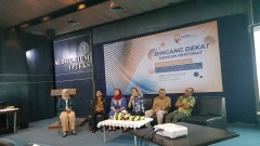 Bincang Dekat Dengan Mahasiswa, Rektor Jelaskan Kebijakan UKT ITB