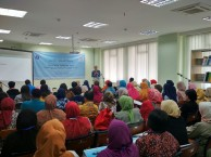 UPT Bahasa ITB Selenggarakan Pelatihan Pengajar BIPA