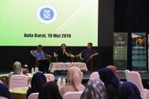 Rektor ITB Berbuka Puasa Bersama Mahasiswa Bidikmisi Asrama ITB