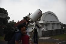 Kenalkan Astronomi, Observatorium Bosscha Ajak Masyarakat Mengamati Bulan