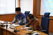 Jajaki Kerjasama, ITB dan Pemkab Musi Rawas Jalin Kesepahaman Bersama