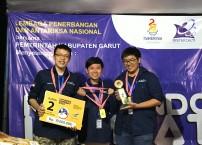 Tim Dago Atmosfera ITB Raih Juara 2 di Kompetisi Komurindo-Kombat 2019