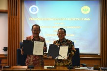 ITB dan Universitas Pakuan Jalin Nota Kesepahaman Bersama