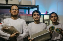 BIOS, Startup ITB yang Bergerak dalam Pengolahan Limbah Menggunakan Lalat Tentara Hitam