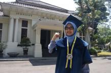 Ratih Wulandari, Wisudawati Program Pascasarjana ITB Peraih Double Degree