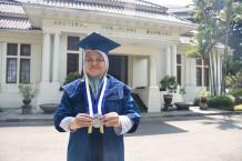 Novita Dwi Susanti, Mahasiswa Dissabilitas yang Buktikan Diri Bisa Lulus dari ITB