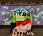 Tim Lnpoint ITB Juara 1 Global Innovator Festa Korea Selatan 2019
