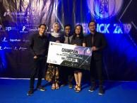 Sempat Gagal, Tim PHINIX ITB Sabet Juara dalam Ajang Internasional