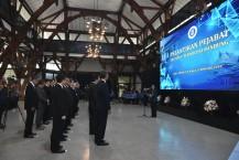 Rektor Lantik Pejabat Baru ITB Periode 2020-2025