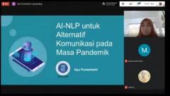 ITB Kembangkan COVID-19 Social Media Monitoring dan Chatbot Triase untuk Rumah Sakit
