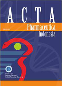 Acta Pharmaceutica Indonesia
