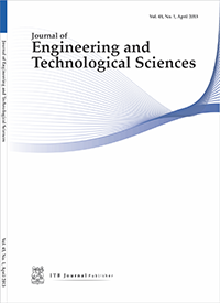 Journal of Engineering and Technological Sciences