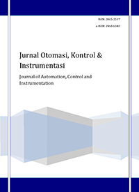 Jurnal Otomasi Kontrol dan Instrumentasi